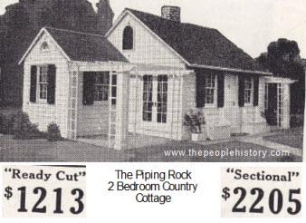 Twenties 2 Bedroom Country Cottage Self Build