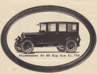 1924 Studebaker Big Six