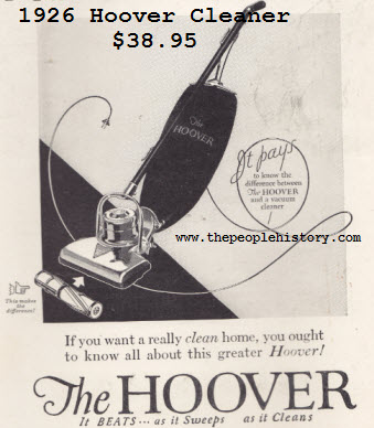 Hoover Electric Cleaner