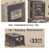 Battery and Charger or Battery Eliminator for your radio