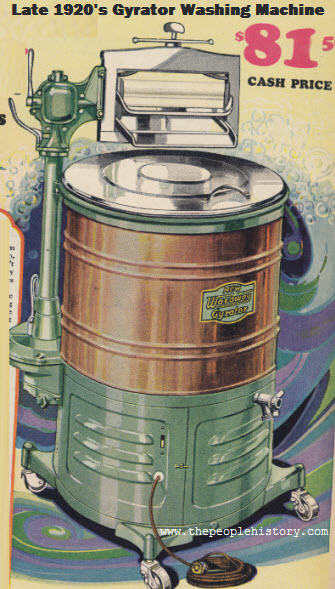 Electrical Goods And Appliances In The 1920s Prices