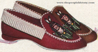 Indian Moccasin 1922