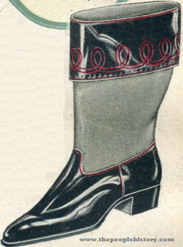 Russian Boot 1922