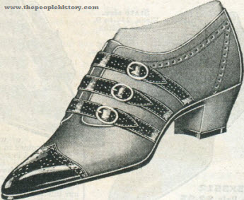 The Ultra Shoe 1922