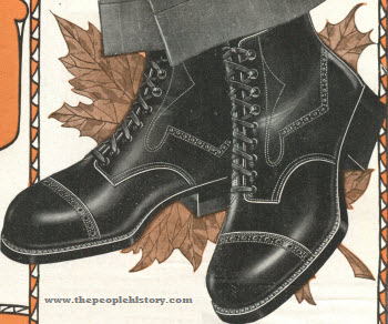Everyday Blucher Boots 1928
