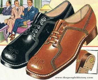 Apollo Shoe 1929