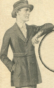 Mohair Summer Suit 1920