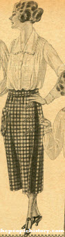 Wrap Around Skirt 1922
