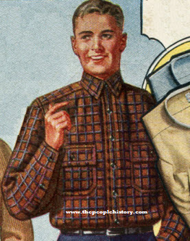 Flannel Shirt 1924