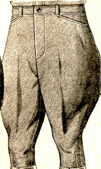 Roughwear Breeches 1928
