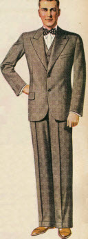 Allerton Model Suit 1929