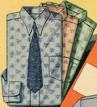 Fancy Broadcloth Shirts 1929