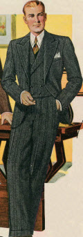 The Ritz Suit 1929