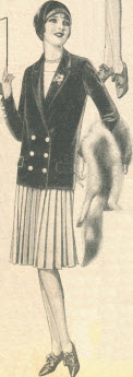 Two Piece Outfit 1929