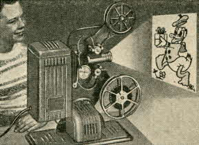 Keystone Projector From The 1950s