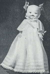Bonny Braids Doll From The 1950s