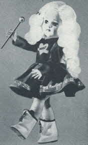 Mary Hartline TV Circus Princess From The 1950s