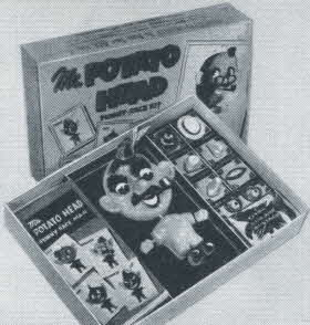 Mr. Potato Head From The 1950s