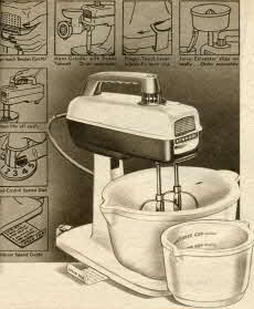 Kenmore Electric Mixer