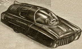 Car of the Future From The 1950s