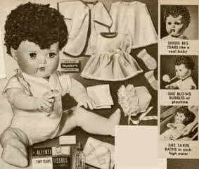 Tiny Tears From The 1950s