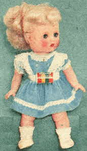 Lifesavers Doll From The 1950s