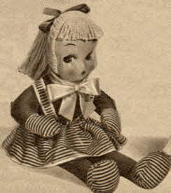 Patti Doll From The 1950s