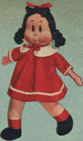 Little Lulu From The 1950s
