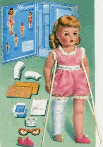 Marybel the Get Well Doll From The 1950s