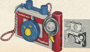 Playskool Camera Bug From The 1950s