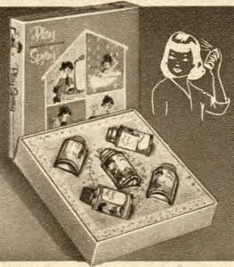 Play Spray Set From The 1950s