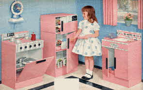 Rite-Hite All Steel Kitchen From The 1950s