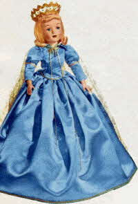 Walt Disney Sleeping Beauty Doll From The 1950s