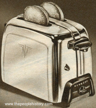 1951 High Pop Automatic Toaster