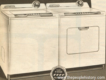 1953 Washer and Dryer