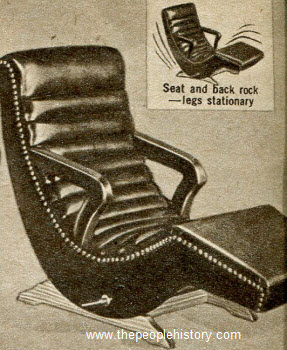 1953 Deluxe Lounger