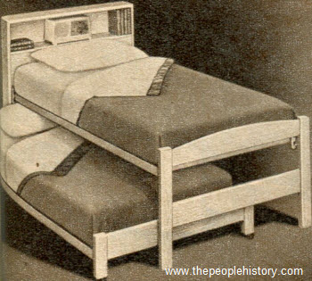 1955 Trundle Bed Outfit