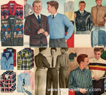 1957 Boys Clothes