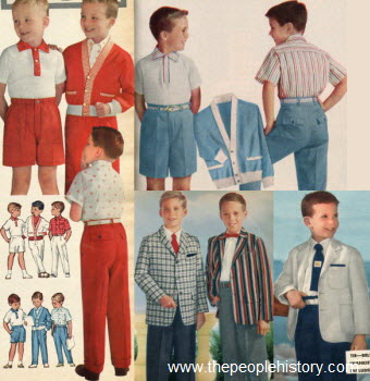 1950 Teenage Clothing Boys fashion in the 1950s exemplified the 18