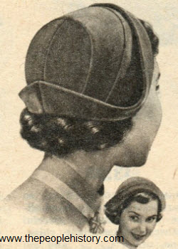Dutch Cap 1951