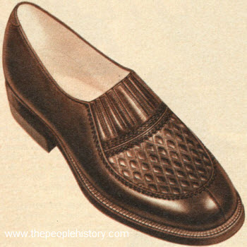 Laceless Oxford 1951