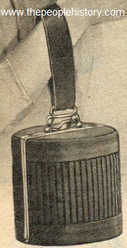Pleated Drum Box 1951