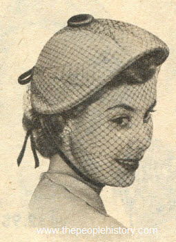 Shell Bonnet 1951