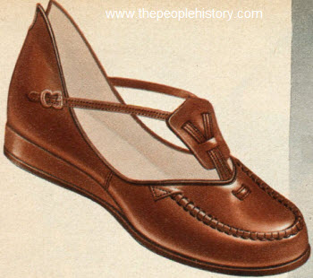 Slide Shield Shoe 1951