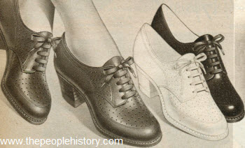 Work Shoes 1951
