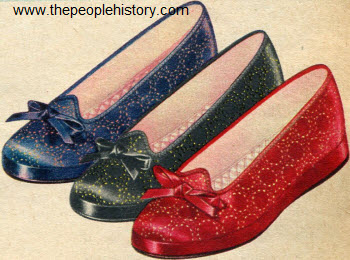 Satin Slipper 1953