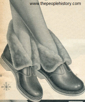 Three Way Boot 1953