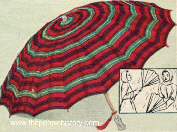 Windproof Umbrella 1953