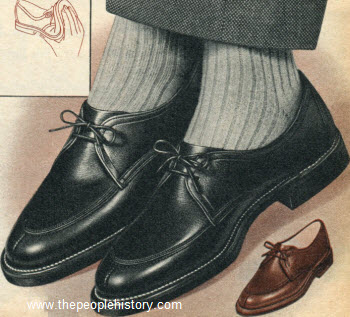 Continental Style Shoe 1955