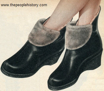 Smart Style Boot 1955